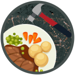 Slopersmaaltijd – budget eten